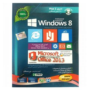 ویندوز ۸ Windows 8+DriverPack Solution